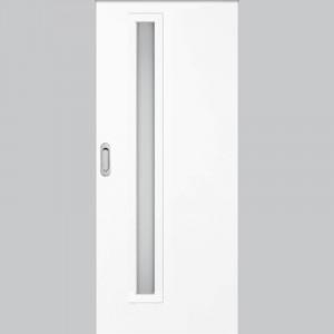 Posuvné dveře do pouzdra EKO 1 sněhobíla GREKO
