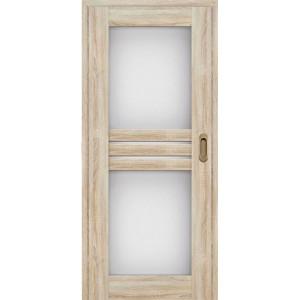 Posuvné dveře do pouzdra JUKA