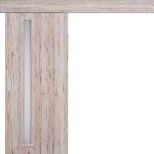 Posuvné dveře na stěnu EKO 1 sanremo 3D GREKO