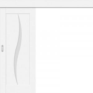 Posuvné dveře na stěnu ARALIE