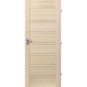 Dřevěné dveře BARCELONA PN
