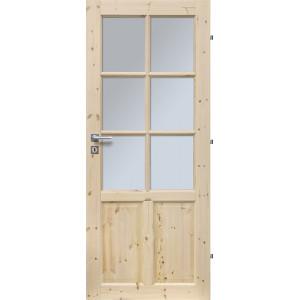 Dřevěné dveře BUDAPEST 6S