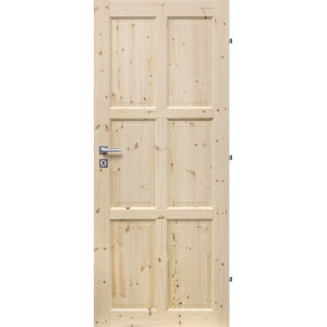 Dřevěné dveře BUDAPEST PN