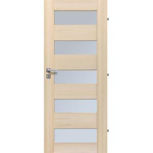 Dřevěné dveře HELSINKI 5S
