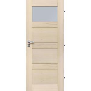 Dřevěné dveře LION 1S