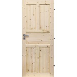 Dřevěné dveře LONDON PN