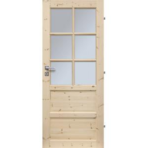 Dřevěné dveře MANCHESTER 6S