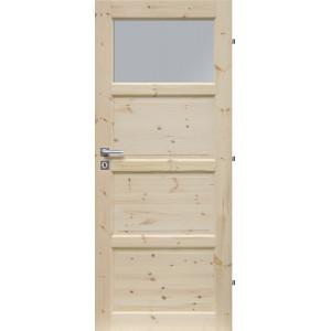 Dřevěné dveře PRAGUE 1S