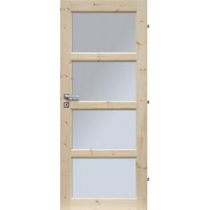 Dřevěné dveře PRAGUE 4S
