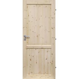 Dřevěné dveře SOFIA PN