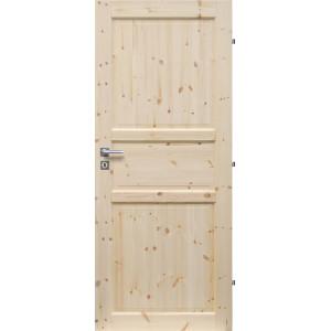 Dřevěné dveře TORONTO PN