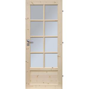 Dřevěné dveře VERONA 8S