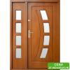 Venkovní vchodové dveře P28