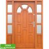 Venkovní vchodové dveře P45