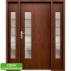 Venkovní vchodové dveře P67