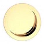 Kulatá zlatá 57 mm  + 545 Kč