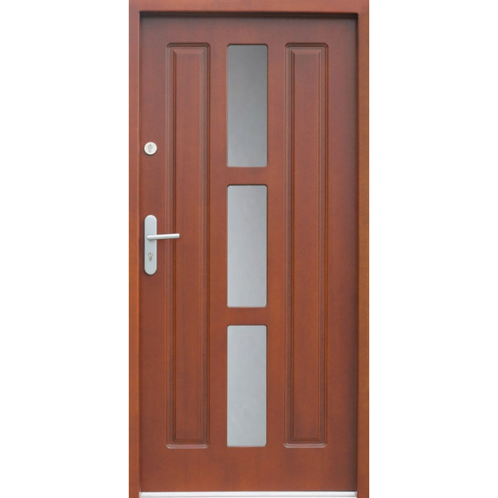 ERKADO Venkovní vchodové dveře P13