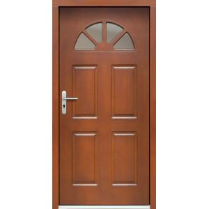 Venkovní vchodové dveře P16