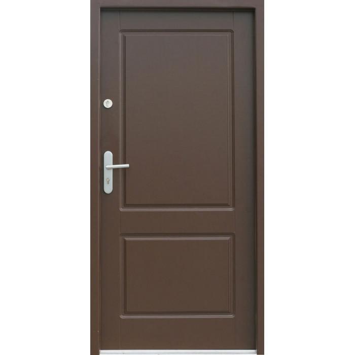 ERKADO Venkovní vchodové dveře P17