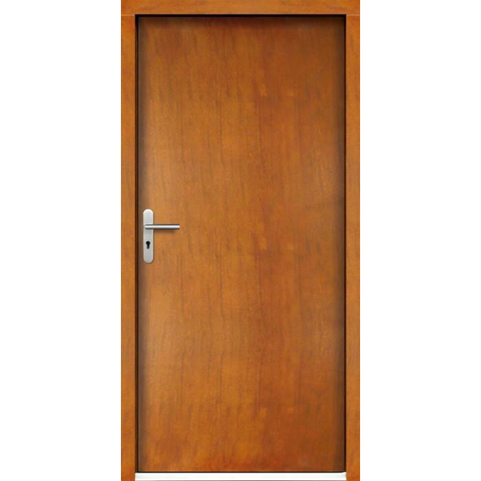 ERKADO Venkovní vchodové dveře P18