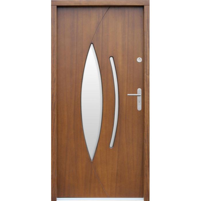 ERKADO Venkovní vchodové dveře P20