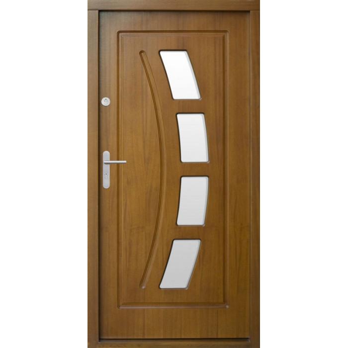 ERKADO Venkovní vchodové dveře P28