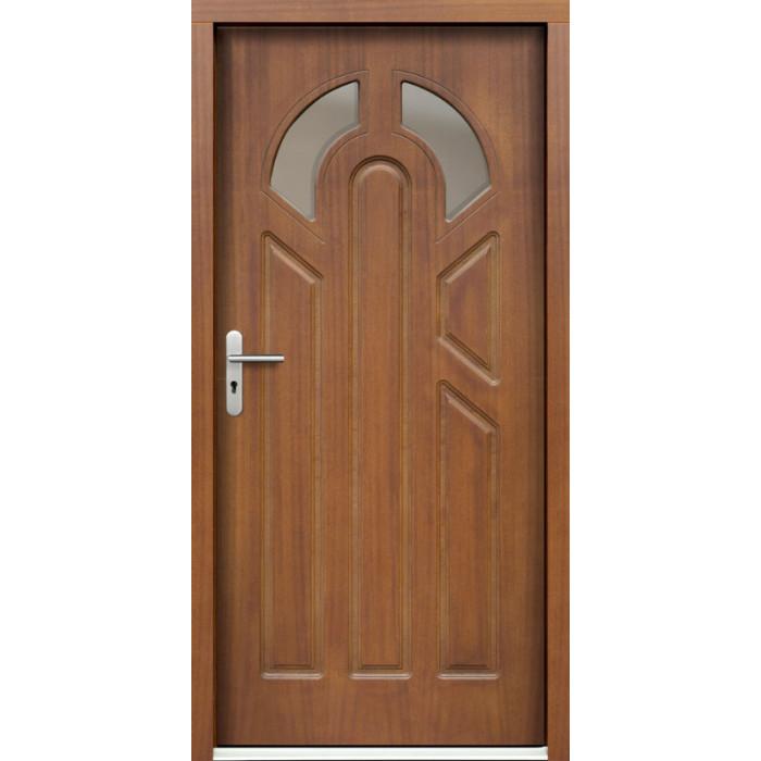 ERKADO Venkovní vchodové dveře P3