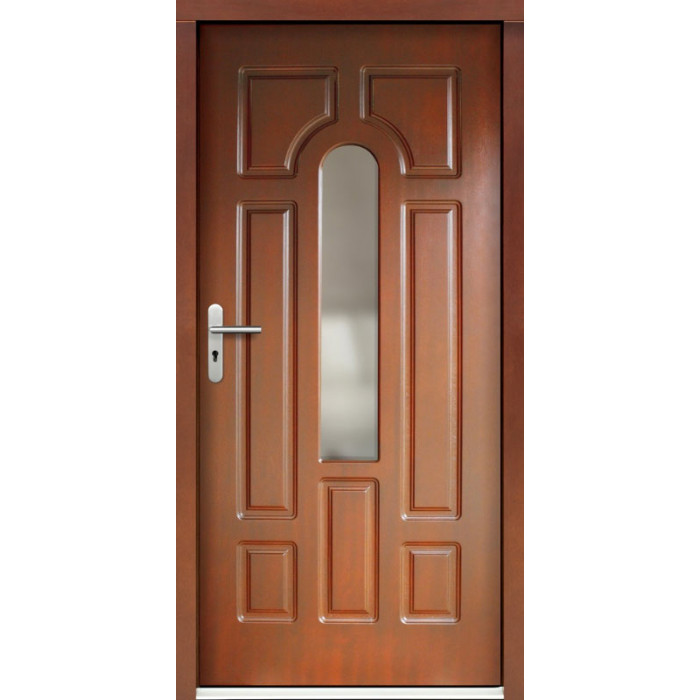 ERKADO Venkovní vchodové dveře P4