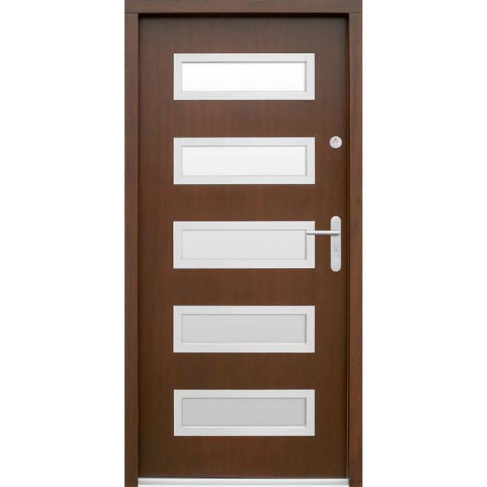 ERKADO Venkovní vchodové dveře P56