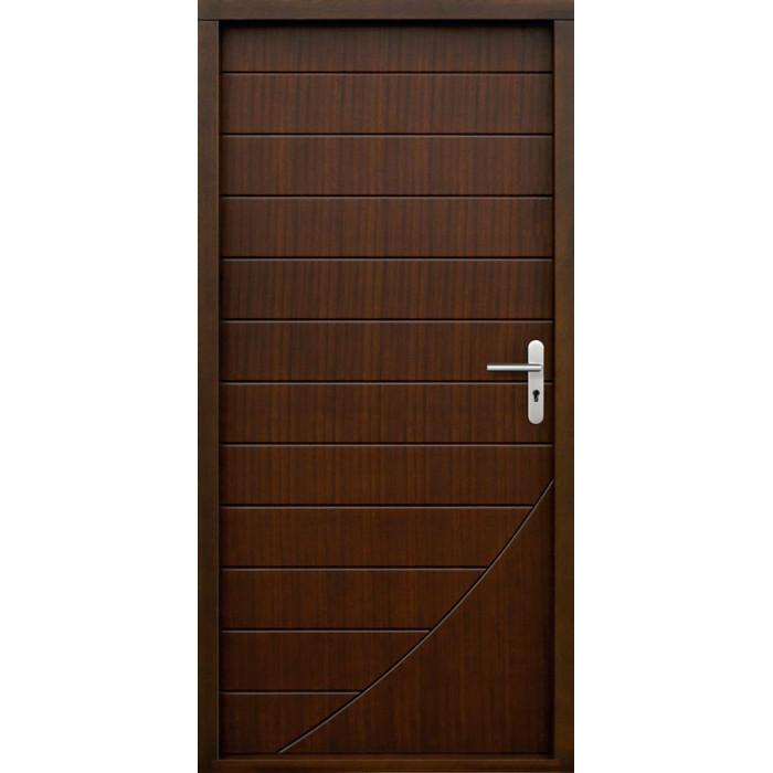 ERKADO Venkovní vchodové dveře P59