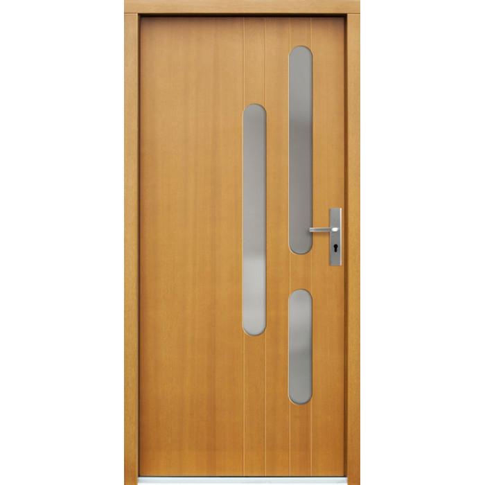 ERKADO Venkovní vchodové dveře P61