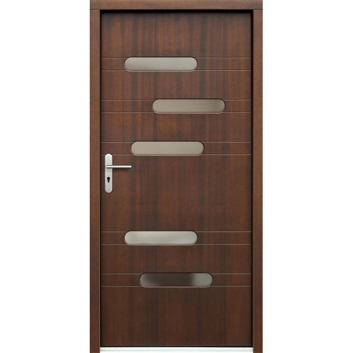 ERKADO Venkovní vchodové dveře P62