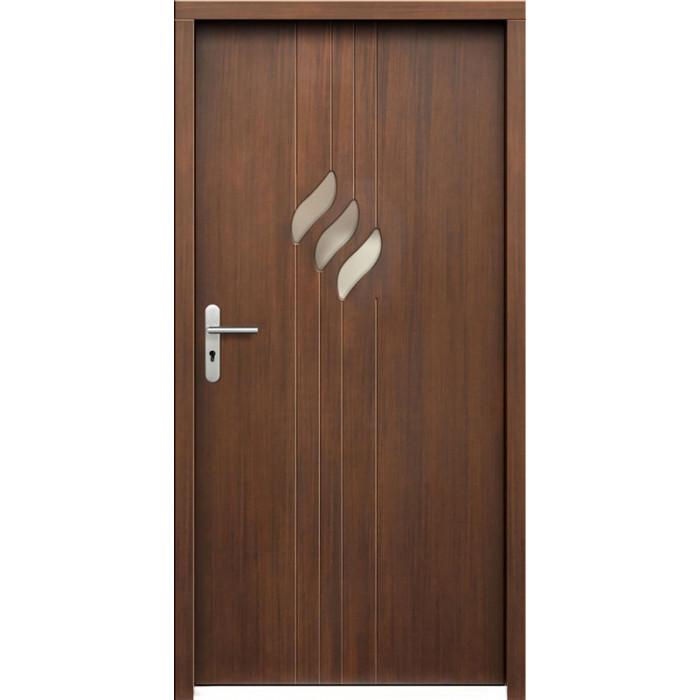 ERKADO Venkovní vchodové dveře P63