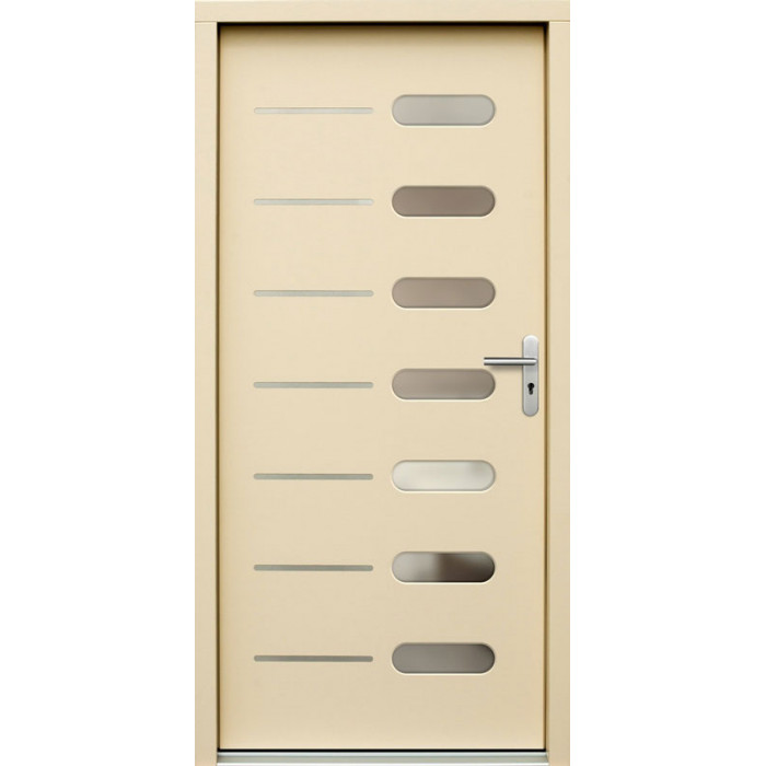 ERKADO Venkovní vchodové dveře P64