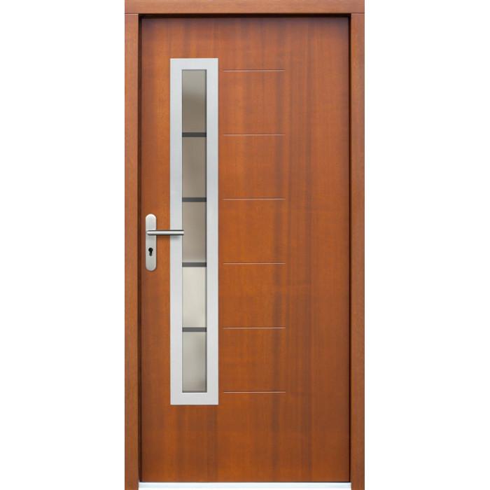ERKADO Venkovní vchodové dveře P66