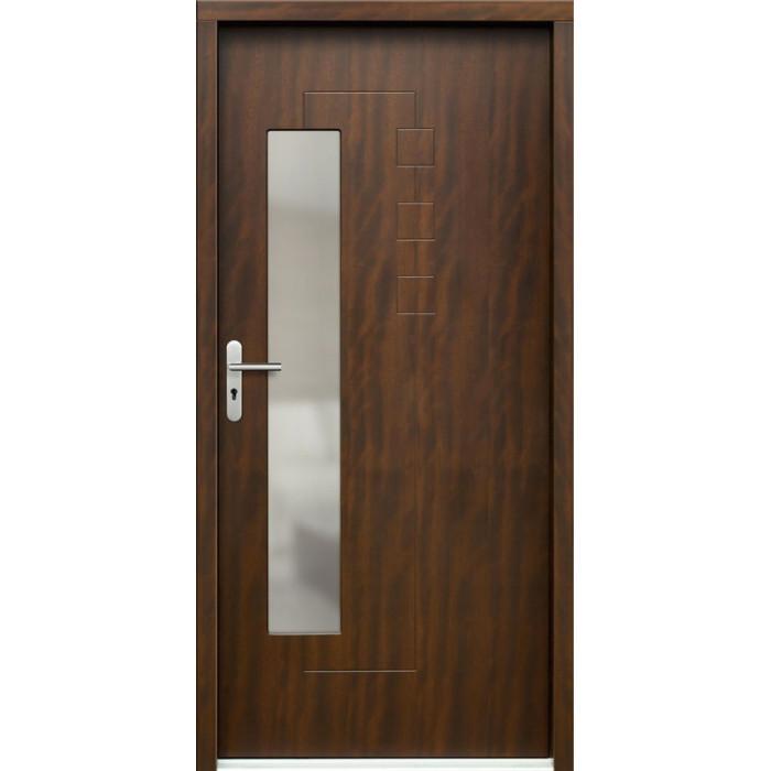 ERKADO Venkovní vchodové dveře P67