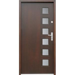 Venkovní vchodové dveře P7