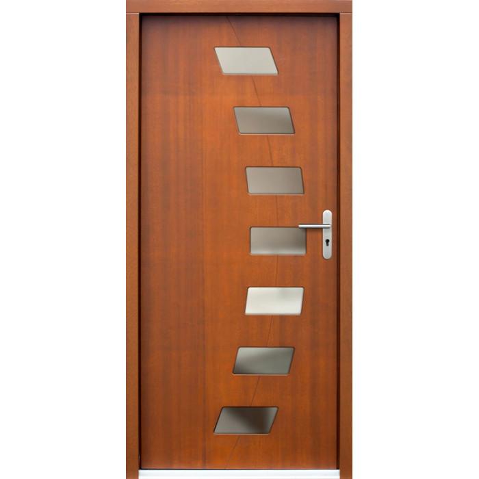 ERKADO Venkovní vchodové dveře P72