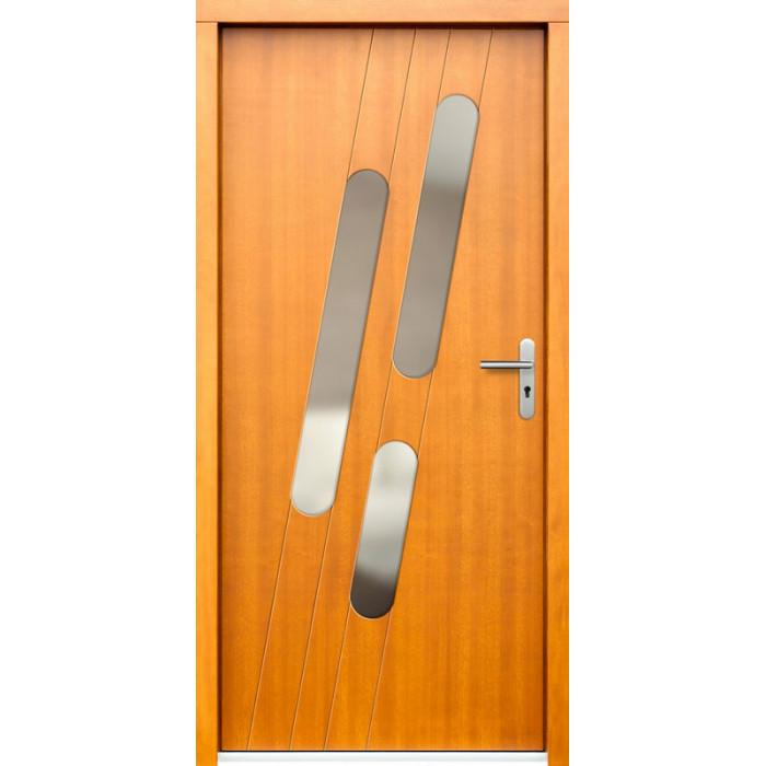 ERKADO Venkovní vchodové dveře P76