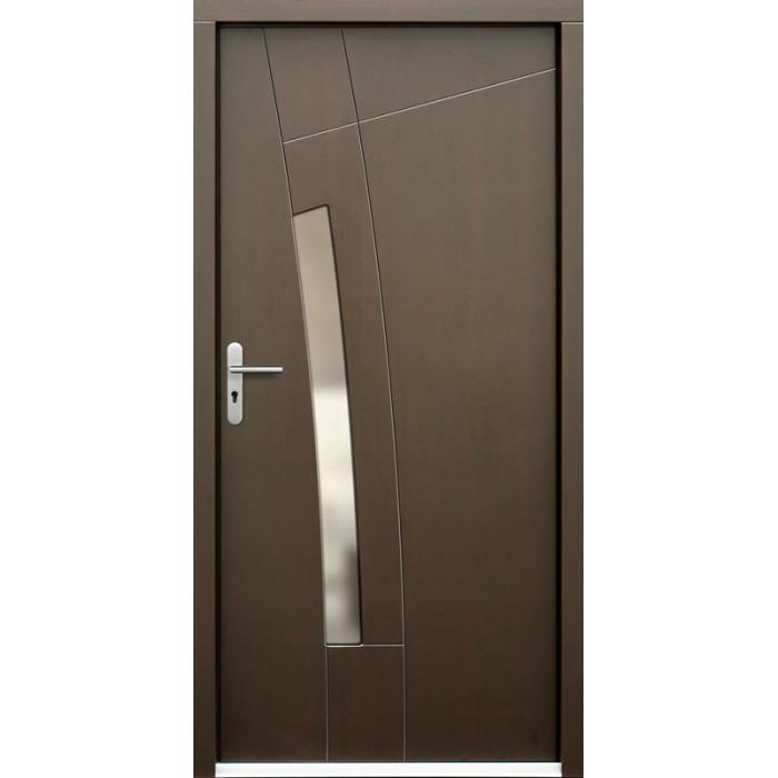 ERKADO Venkovní vchodové dveře P77