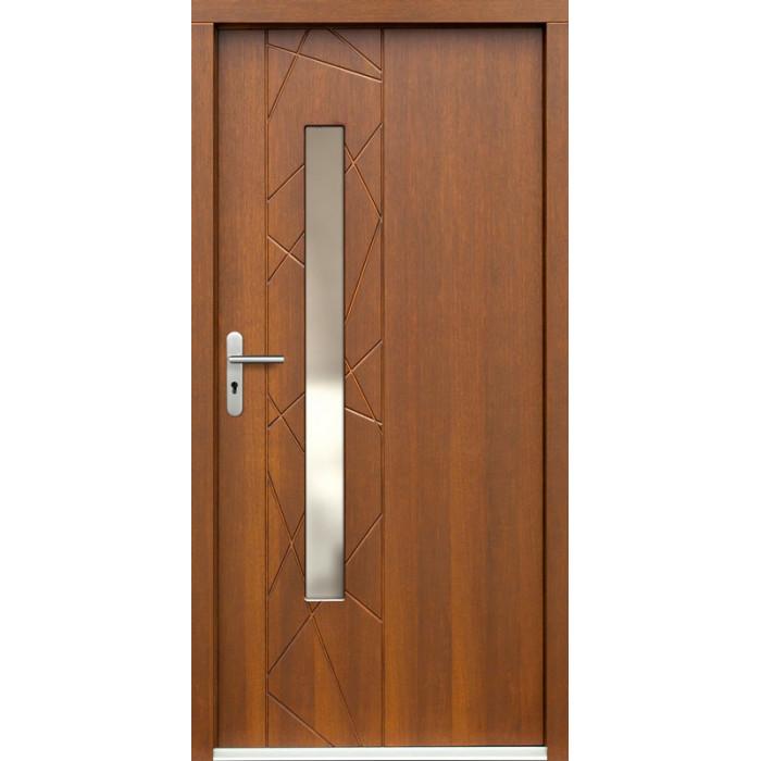 ERKADO Venkovní vchodové dveře P79