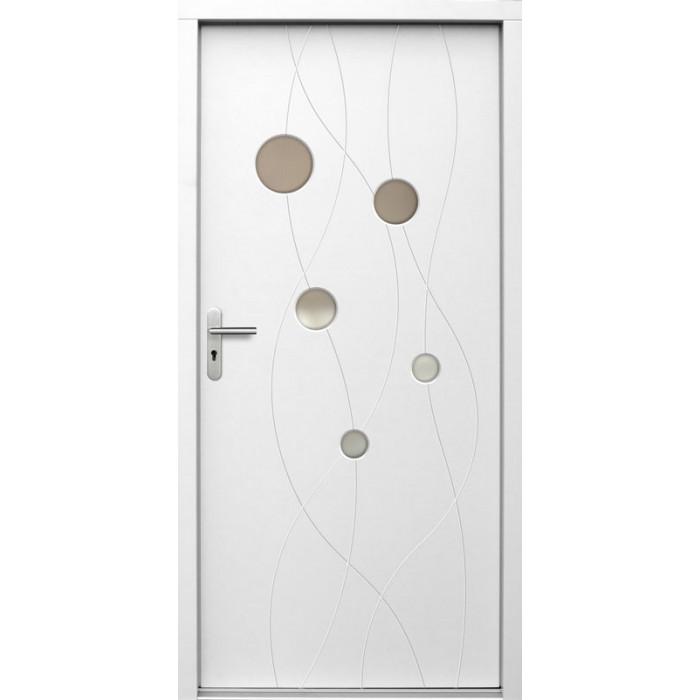 ERKADO Venkovní vchodové dveře P80