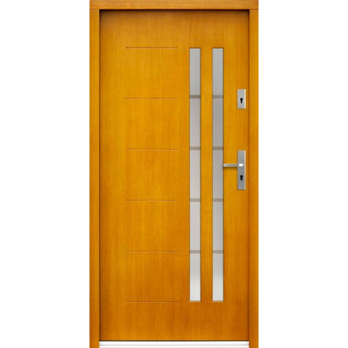 ERKADO Venkovní vchodové dveře P82