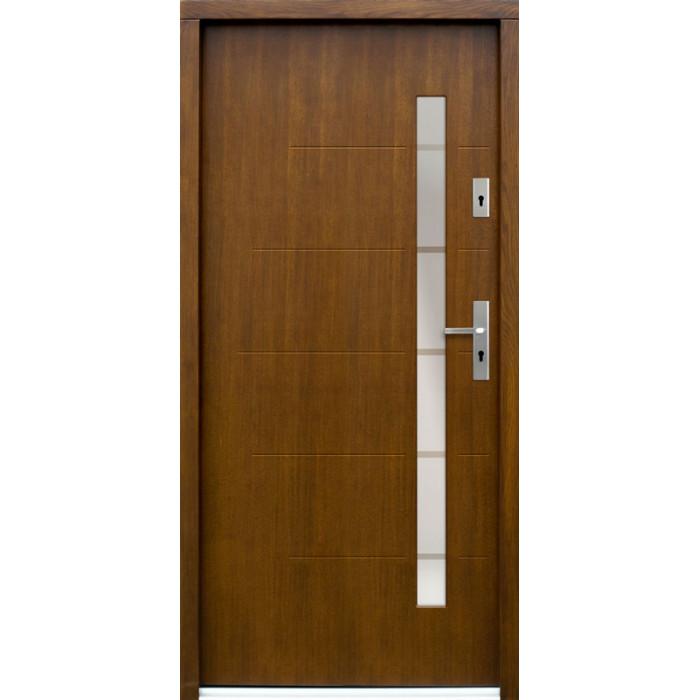 ERKADO Venkovní vchodové dveře P83