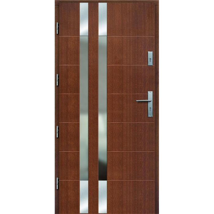 ERKADO Venkovní vchodové dveře P101