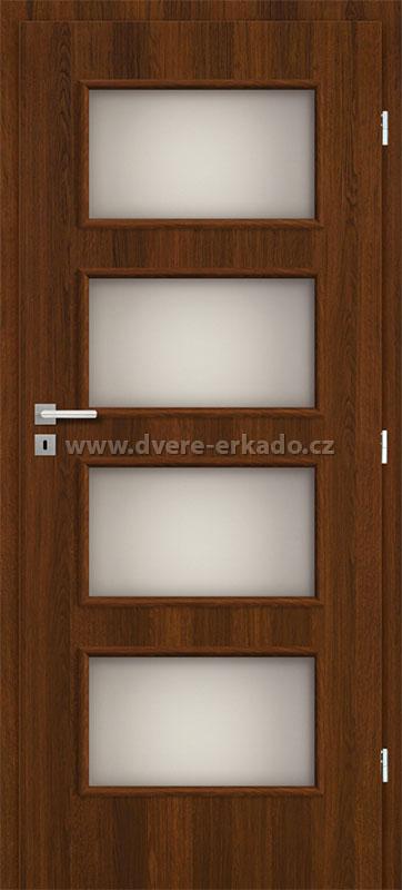 ERKADO Interiérové dveře MANHATTAN 4/4 60/197 cm